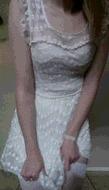 Платье страпон - порно гифки