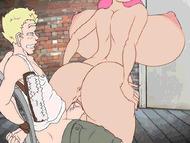 Анимация с сиськами - порно гифки