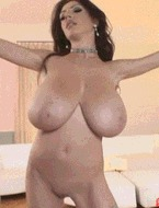 Аня Зенкова - порно гифки