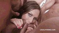 Групповой минет - порно гифки