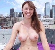 Классные сиськи - порно гифки