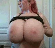 Красивые буфера - порно гифки