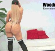 мясистая девушка - порно гифки