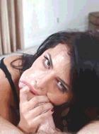Отменная защеканка - порно гифки