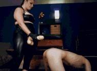 Пышная госпожа - порно гифки