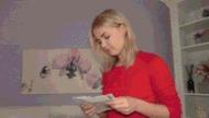 Русская студентка - порно гифки
