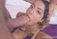 Скарлетт Доминго - порно гифки