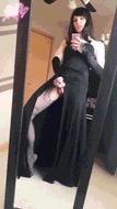 Трап в платье - порно гифки