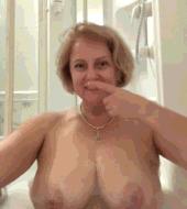 Вебкам бабушка - порно гифки