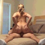 Жирная шлюшка - порно гифки