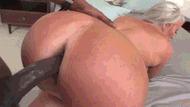 Зрелая бимбо - порно гифки